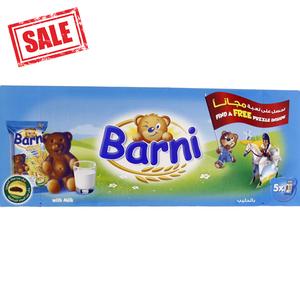 Mondelez Barni With Milk 12x30gm
