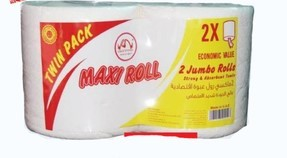 Co-op Maxi Roll Towel Economy Value 150mx2ply
