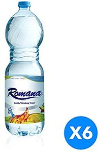 Romana Bottled Drinking Water 6x1.5L
