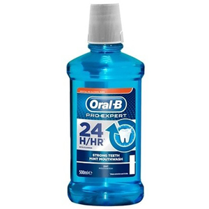 Oral B Mouthwash Pro Expert Strong 500ml