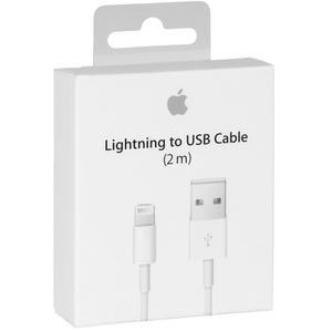 Apple Lightning Cable 2 M Md 819 1pc