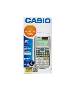 Casio Calculator Fx 991 Es Plus 1pc