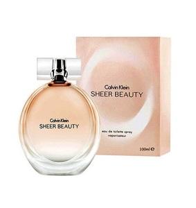 Calvin Klein Sheer Beauty For Women Edp 100ml