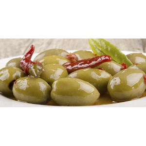 Jordan Green Olives 100gm
