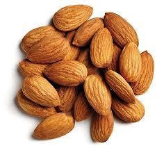 Whole Almond Jumbo 100gm