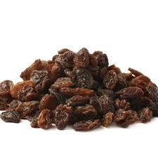 Raisin Brown Organic 250gm