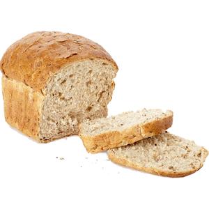 Bread Brown Slice Toast 400g