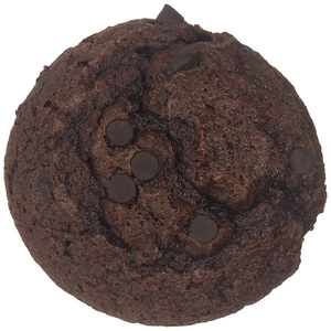 Muffin Double Chocolate Large 1pc