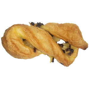 Pastry Danish Vanilla Twist 1pc