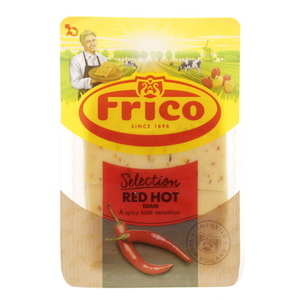 Frico Dutch Edam Red Hot 250gm