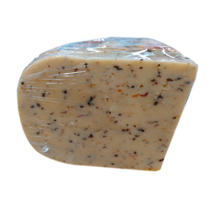 Frico Cheese With Garlic Olive & Tomato 100gm
