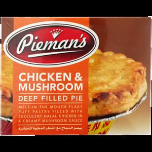 Piemans Chicken Pie 185gm
