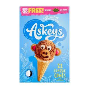 Askeys Cones Round 21s