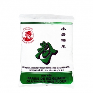 Cock Glutinous Rice Flour 400g