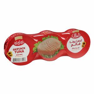 Al Alali Tuna Skip Jack In Sunflower Oil 3x170g