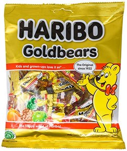 Haribo Golden Bears Minis 200g