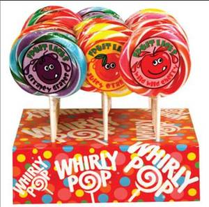 Fruit Lick Pop 1.5oz