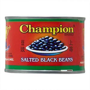 Champion Black Beans Salted 180g