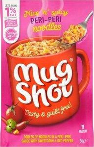 Mug Shot Peri Peri Flavor Noodles 56g