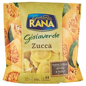 Giovanni Rana Ravioli Gioiaverde Pumpkin 250g