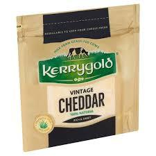 Kerry Gold Cheese Mild Vintage Cheddar 200g