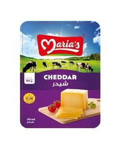 Maria's Cheddar Colour Slice 150g