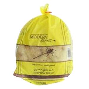 Modern Bakery Bread Flat Egyptian Soft 375g