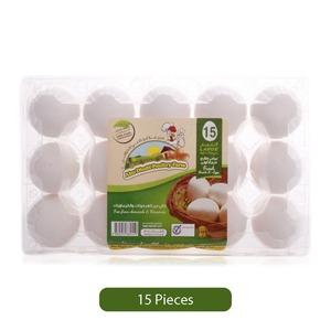 Abu Dhabi Eggs Large 15s