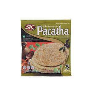 Sk Roti Paratha Wholemeal 400g
