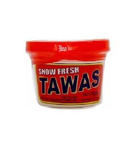 Snowfresh Tawas With Perfume Red 1pc