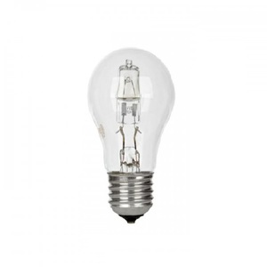 Halogen GLS Lamp 70W/E-27 Clear GE 1pc