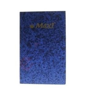 Maxi Register Book 5s
