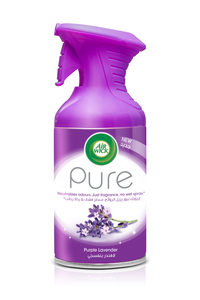 Air Wick Air Freshener Aerosol Pure Purple Lavender 250ml