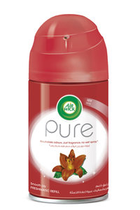Air Wick Air Freshener Freshmatic Refill Pure Smooth Lilly 250ml