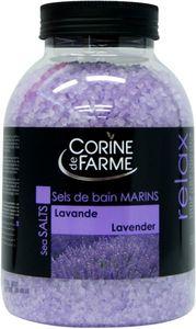Corine De Farme Bath Salt Lavender 1.3kg