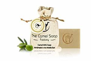 The Camel Soap Soap Bar Unscented 100g