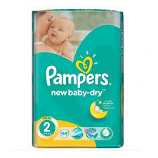 Pampers Baby Dry Diapers Size 3 Medium 7 13 Kg 68pc