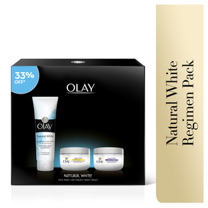 Olay Natural White Beauty Box 1pack