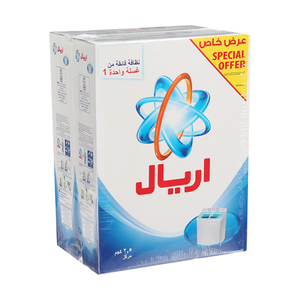 Ariel Detergent Powder Assorted 2x2.5kg