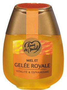 Lune De Miel Honey Royal Jelly 250g