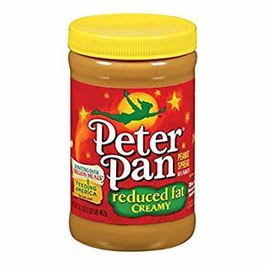 Peter Pan Peanut Butter Reduced Fat Creamy 16.03oz