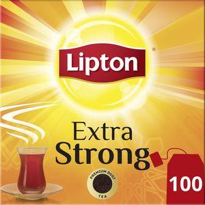 Lipton Extra Strong Black Tea 100s