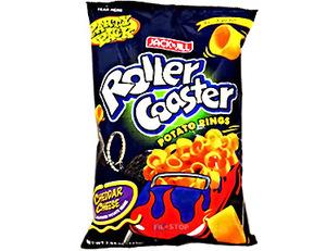 Jack&Jill Potato Rings Roller Coaster Cheese 225g