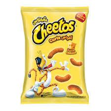 Cheetos Curls Cheese 14x27g