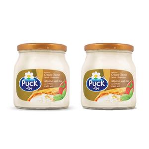 Puck Cheddar Jar 2x500g