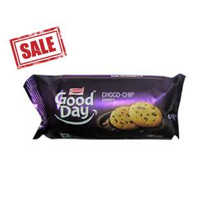 Britannia Cookie Good Day Choco Chips 12x44g