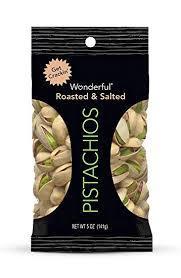 Wonderful Pistachios Roasted 220g