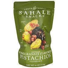 Sahale Snacks Pomegranate Pistachios 113g
