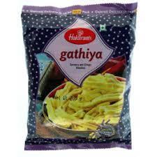 Haldiram's Snacks Gathiya Namkeen 200g