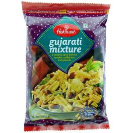 Haldiram's Snacks Gujrati Mixture 200g